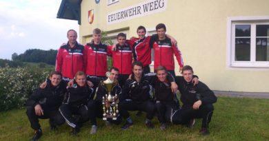 Junges Team kratzt am 29er (Abschnittsbewerb Aurolzmünster – Ried-Nord)