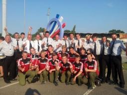 14. – 21. Juli Feuerwehrolympiade in Mulhouse – Frankreich 2013
