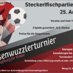 Steckerlfischpartie 2019